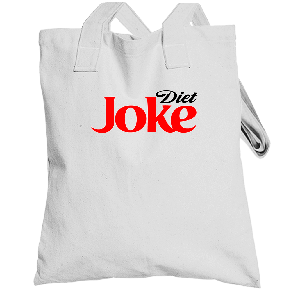 Diet Joke Totebag