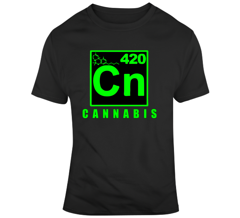 Cannabis 420 T Shirt