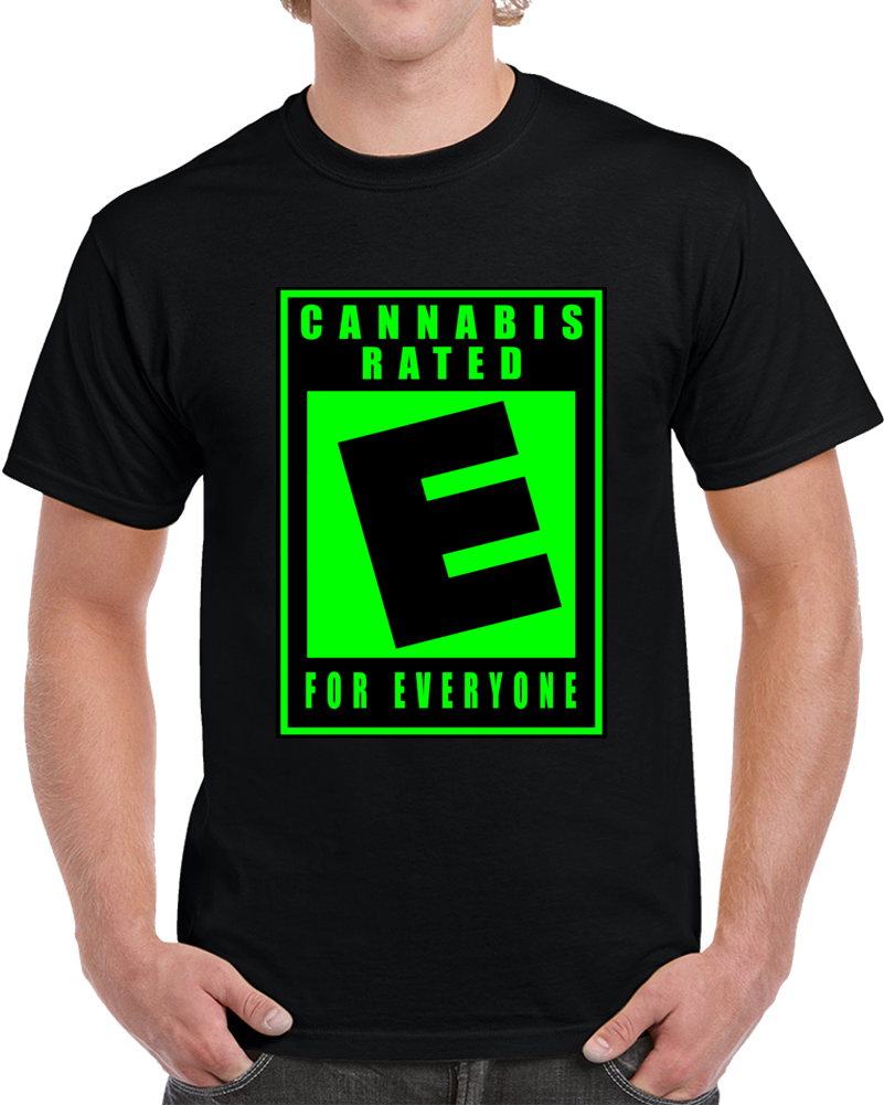 Cannibus Rated E For Everyone T Shirt