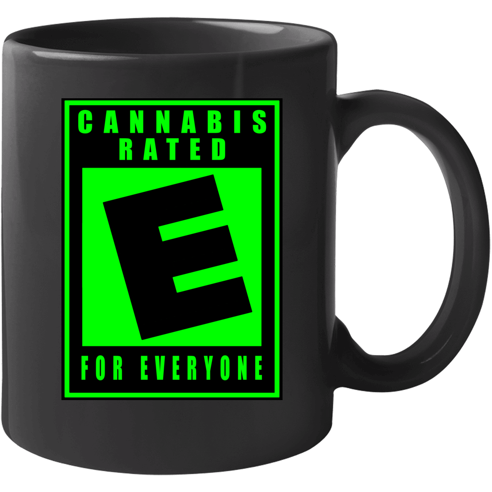 Cannibus Rated E For Everyone Mug