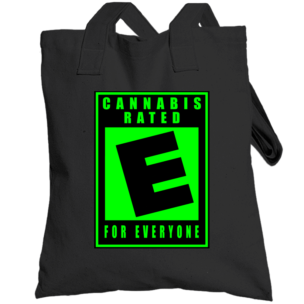 Cannibus Rated E For Everyone Totebag