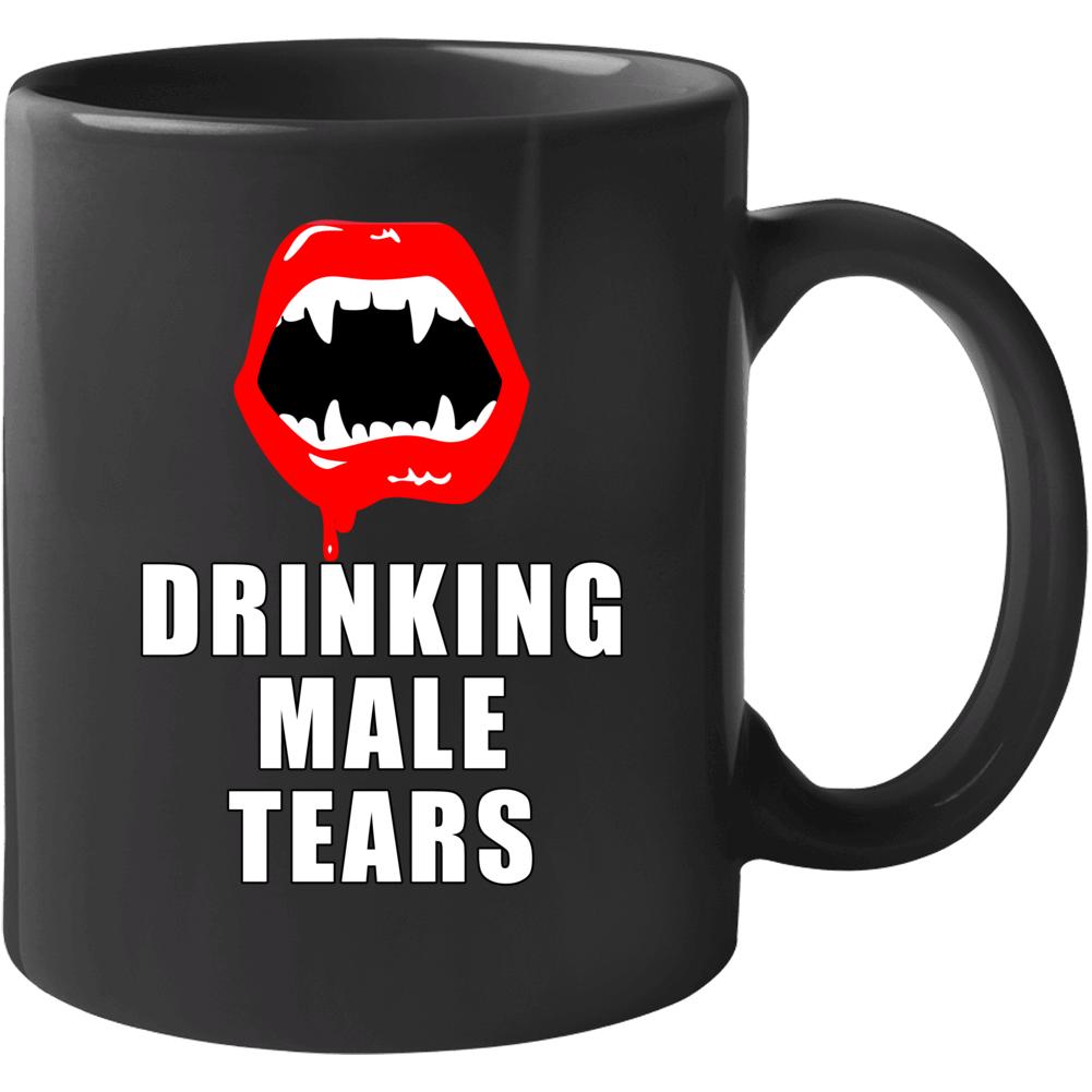Drinking Male Tears 1.0  Mug