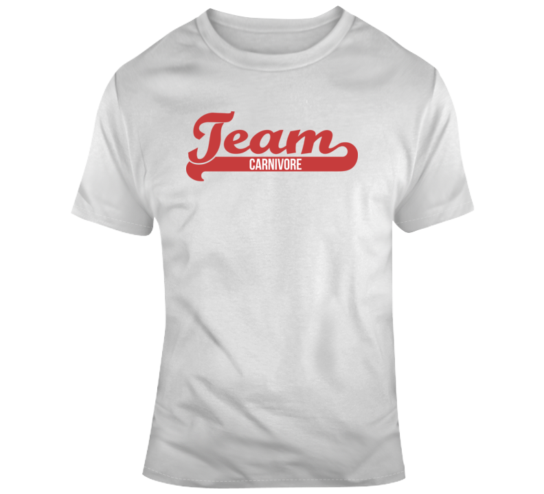 Team Carnivore 2.0 T Shirt