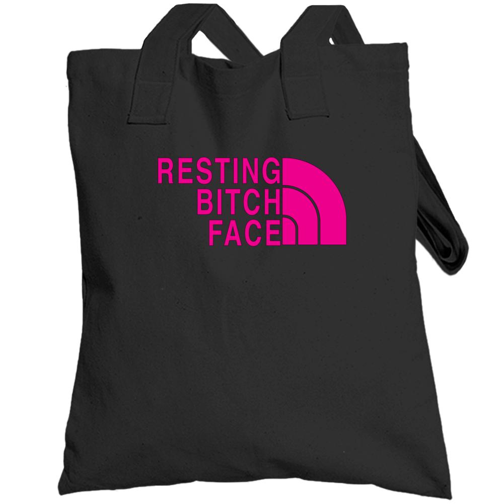 Resting Bitch Face Totebag