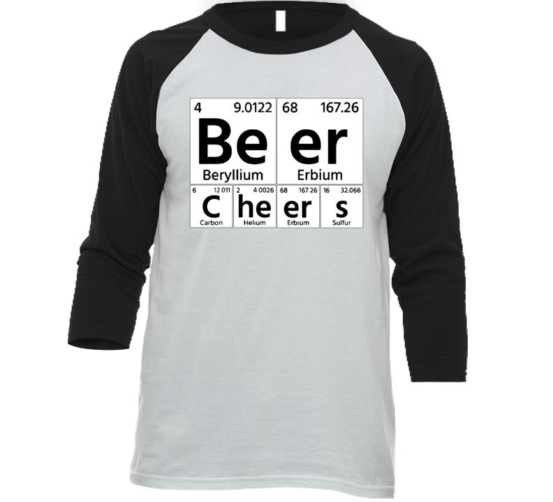 Beer Cheers T Shirt