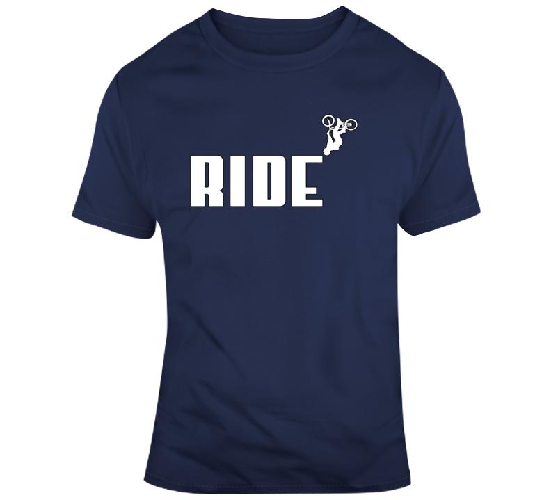 Ride Bmx T Shirt