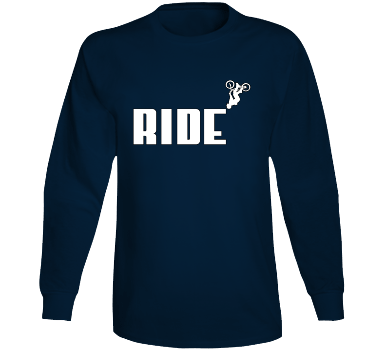 Ride Bmx Long Sleeve