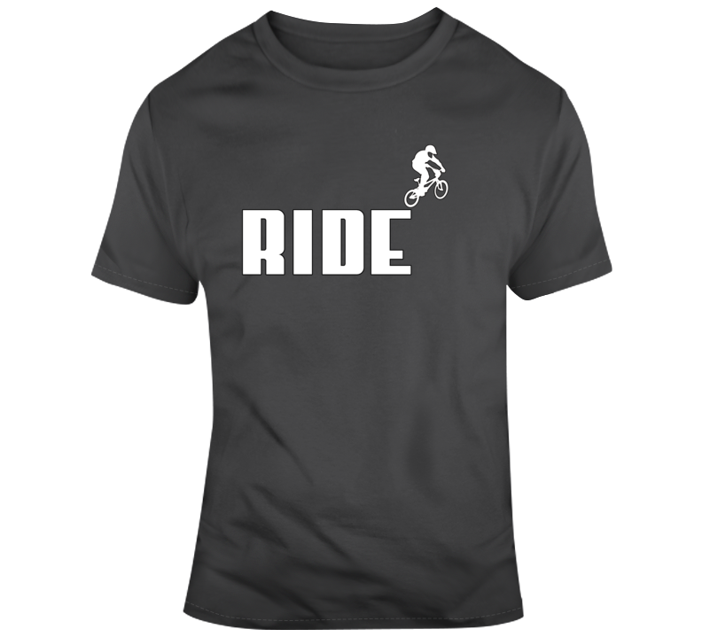 Ride Bmx Racing T Shirt