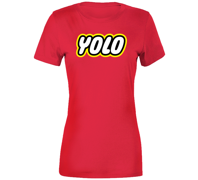 Yolo 2.0 Ladies T Shirt