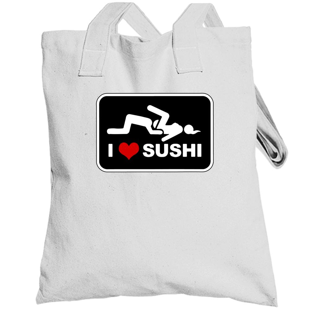I Love Sushi Totebag