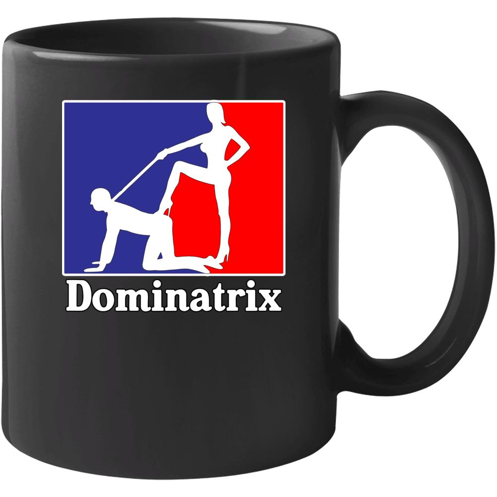 Major League Dominatrix Mug