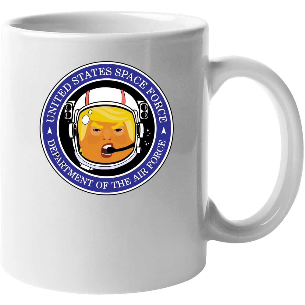 Trump Space Force 7 Mug