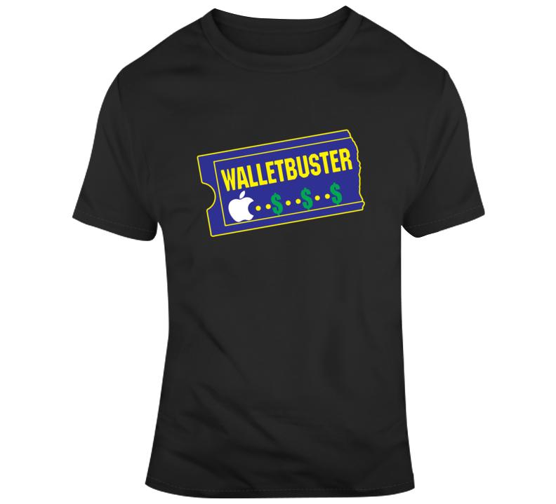 Apple Walletbuster Pac Man T Shirt