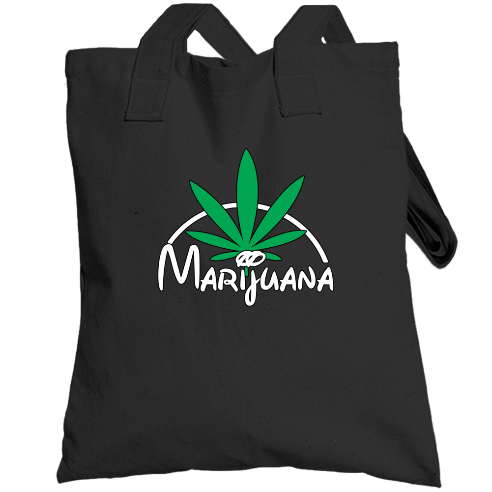 Marijuana Kingdom Totebag