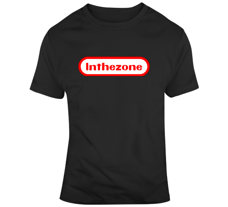 In The Zone T Shirt