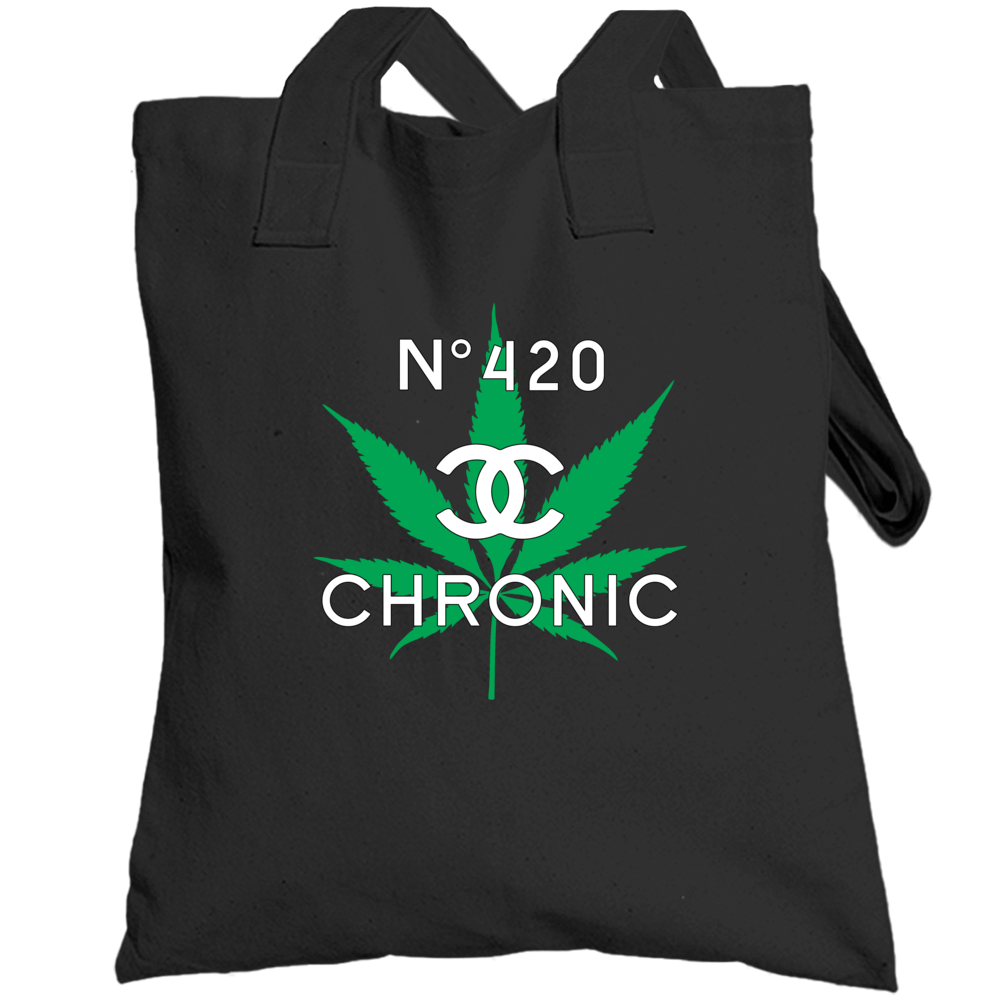 Chronic No 420 Totebag