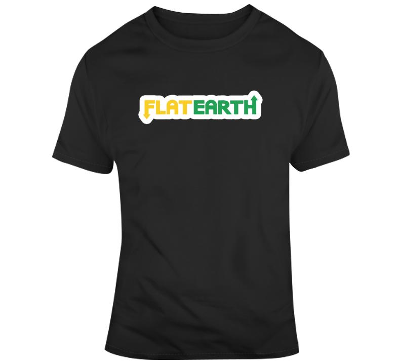 Flat Earth 1.5 T Shirt