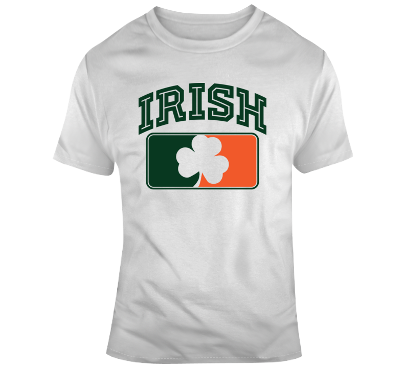 Major League Irish T Shirt