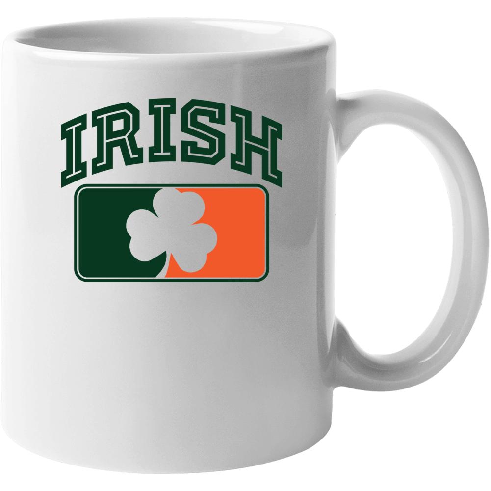 Major League Irish Mug
