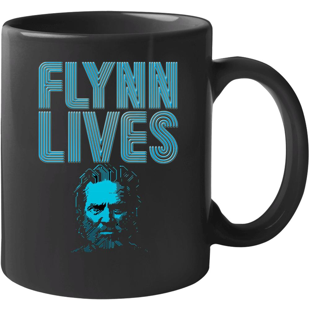 Tron Flynn Lives Mug Mug