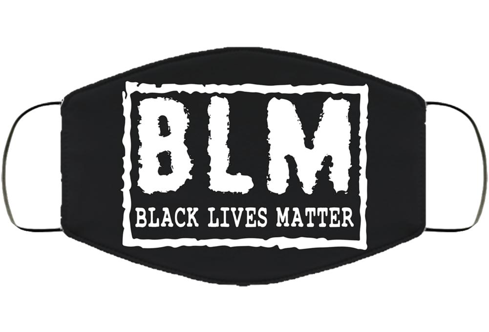 Blm Black Lives Matter  Face Mask Cover