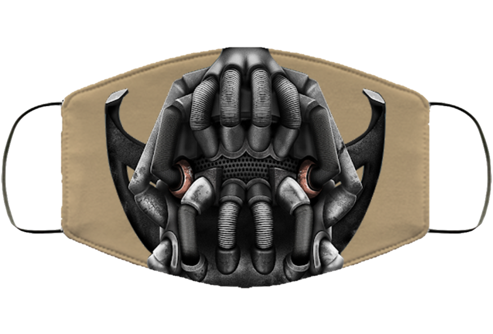 Bane Facemask Face Mask Cover