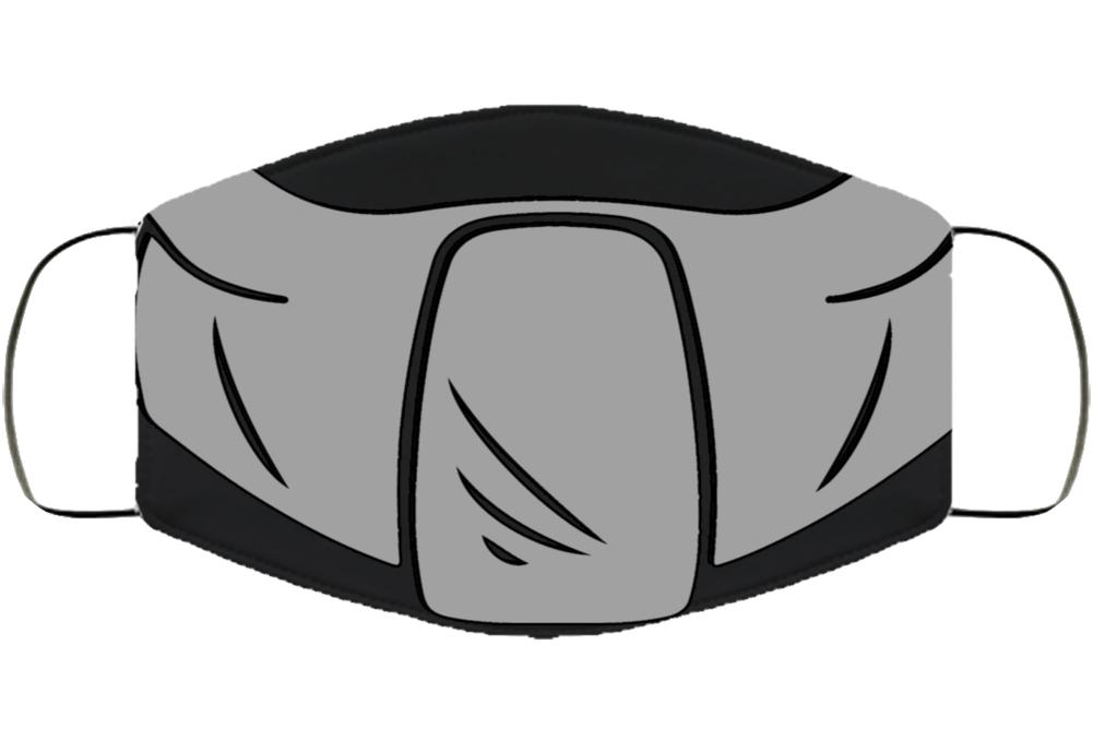 Predator Helmet  Face Mask Cover