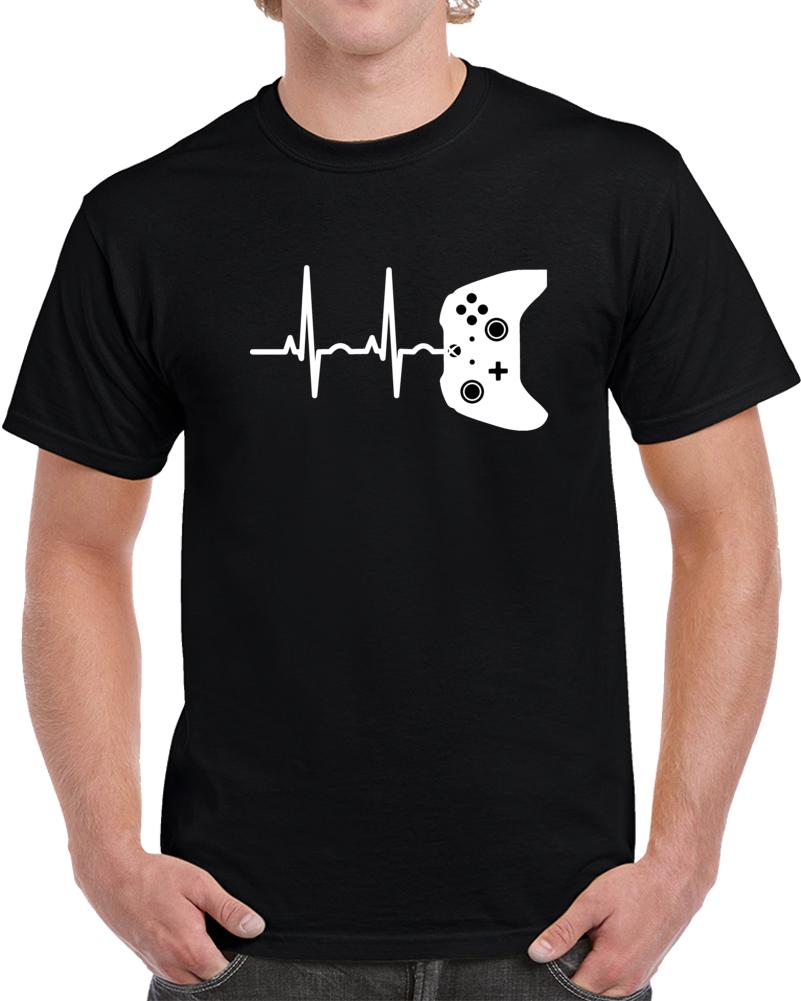 Xbox Ekg T Shirt