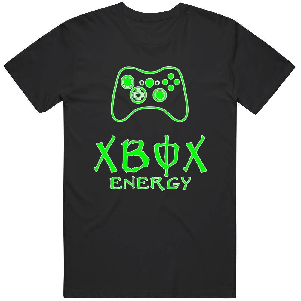 Xbox Energy  T Shirt