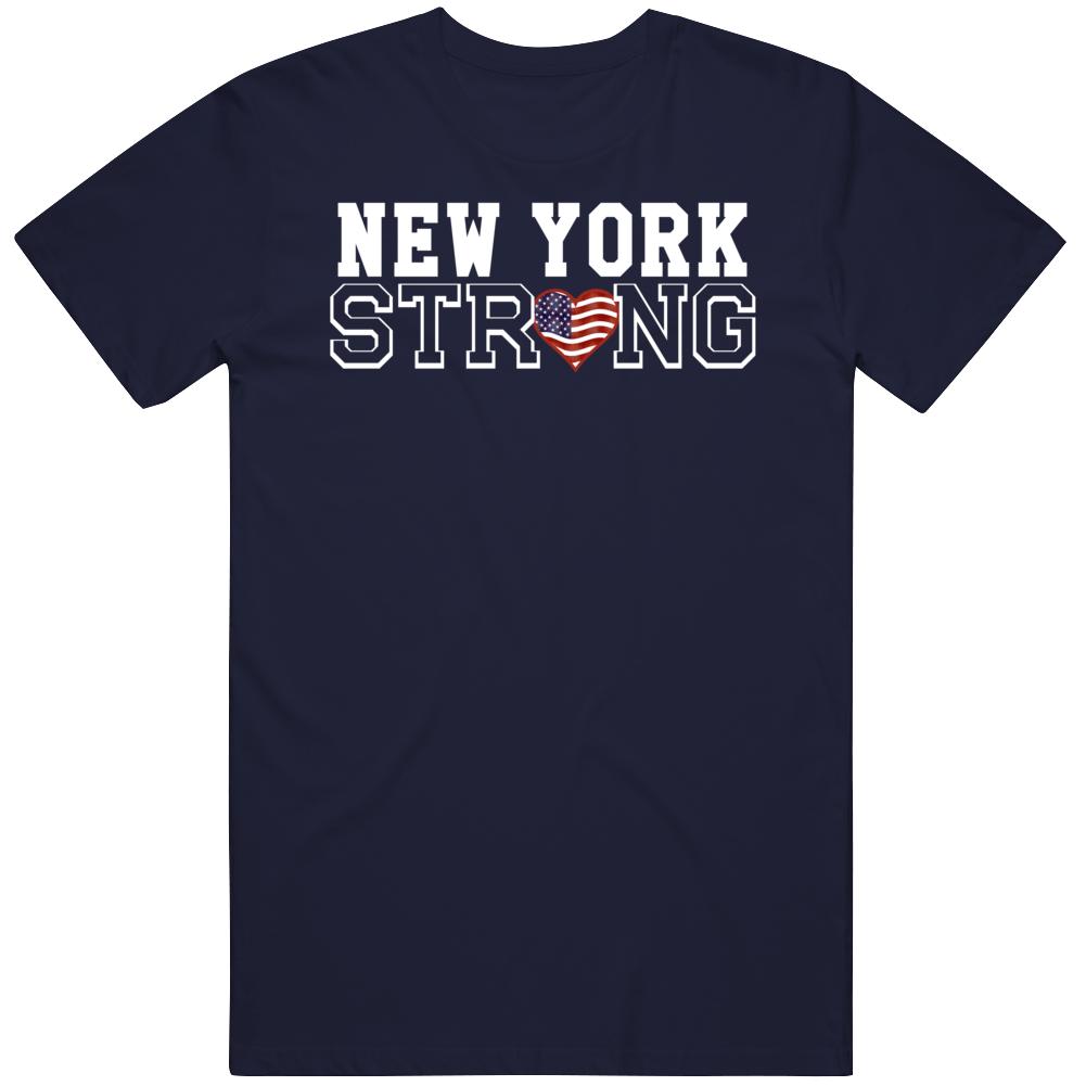 New York City Strong T Shirt