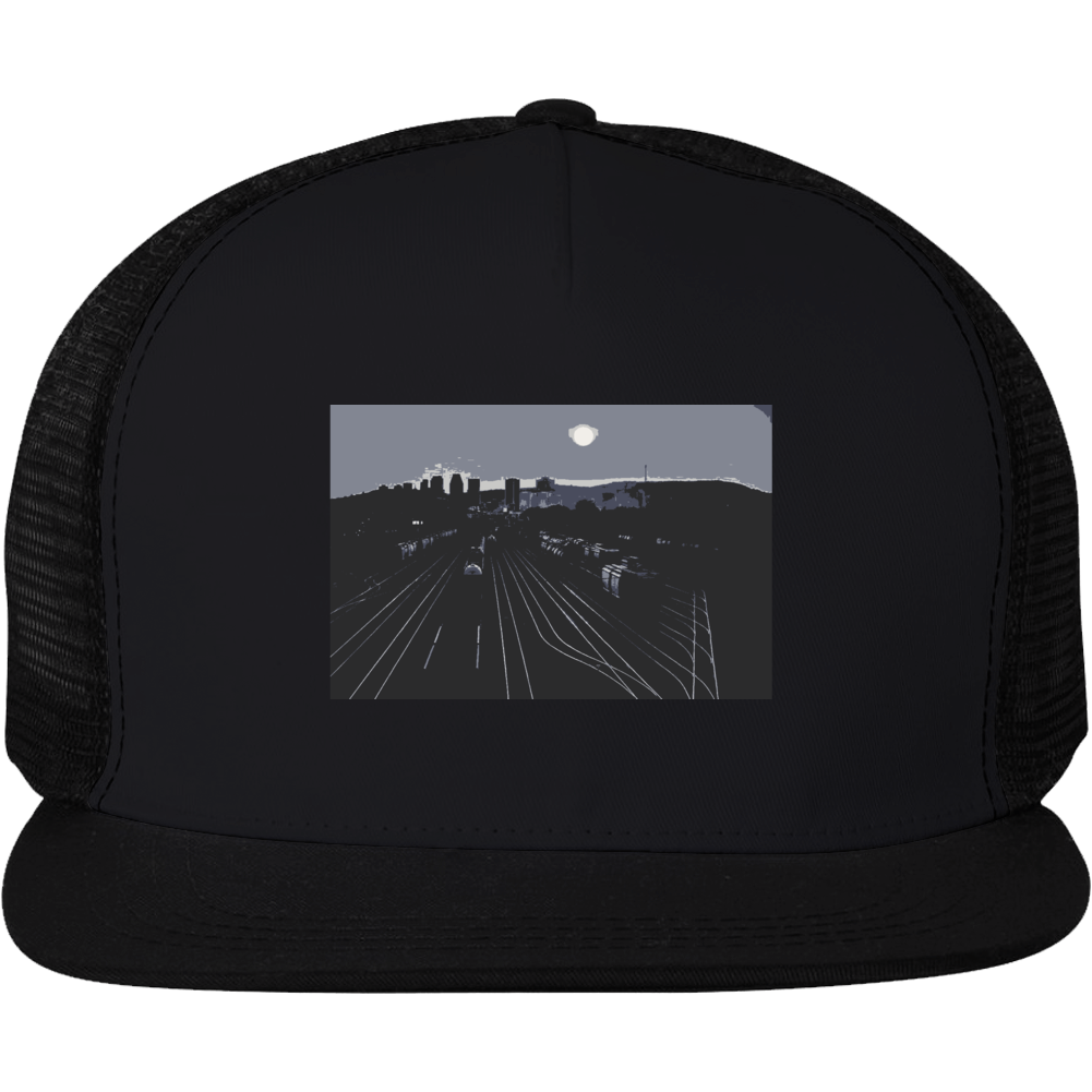 B & W Hat