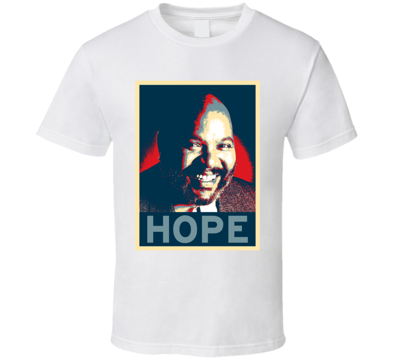 James Avery HOPE poster T Shirt