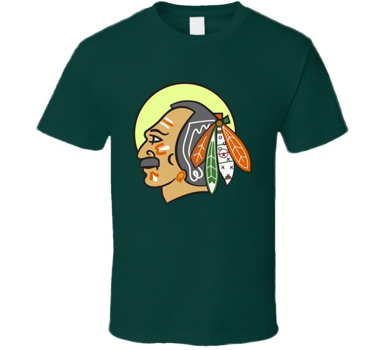 Coach Q T Shirt Joel Quenneville Chicago Blackhawks Gift Tee Top