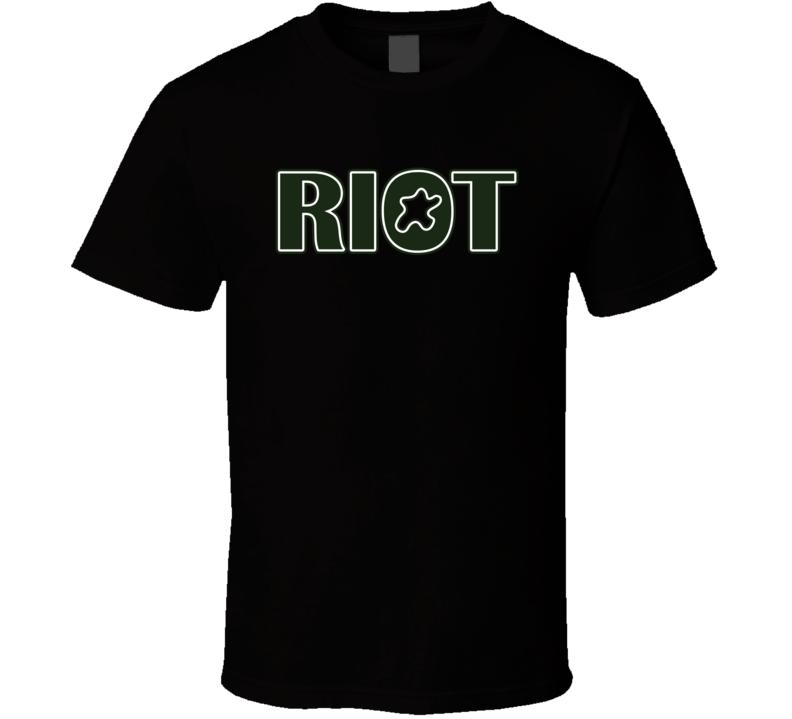 Riot T Shirt Its Always Sunny In Philadelphia Unisex Pub Funny Top Tee
