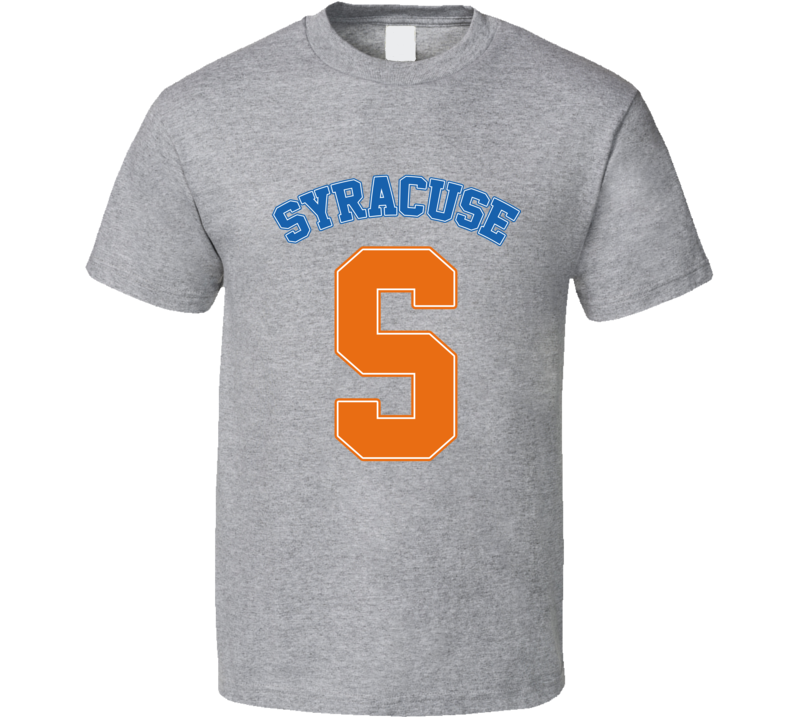 Syracuse Orange Under Armour T Shirt S College Df Basketball Practice