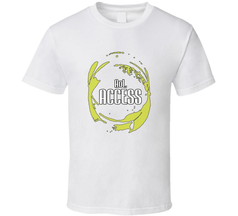 AOL Access New York T Shirt Demi Lovato Snoop Dogg Unisex Musical Top