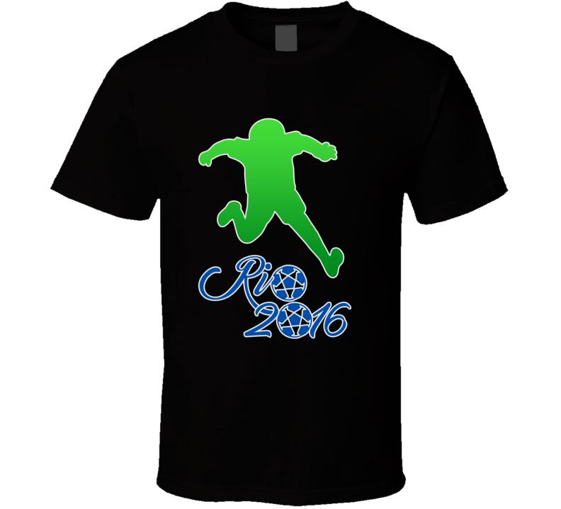 Olympic RIO 2016 T Shirt Summer Sports Rio De Janeiro Olympics Top Tee