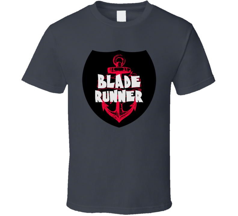 Blade Runner Movie T Shirt Film Series Deckard Ridley Scott Olympics