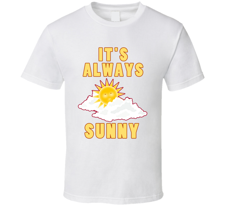 It's Always Sunny In Philadelphia T Shirt Temptation Sensation USA TV