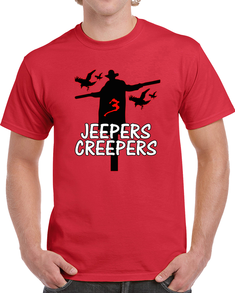 Jeepers Creepers 3 Cathedral T Shirt Its Time Has Come Horror Movie Top