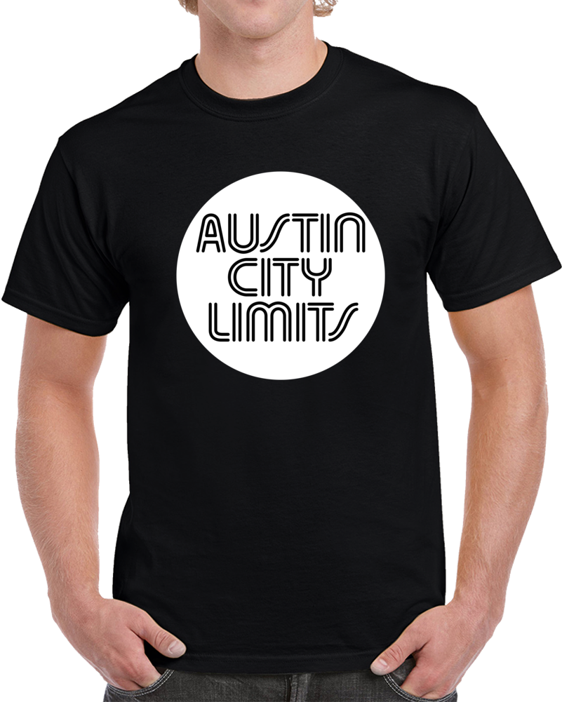 Austin City Limits Music Festival T Shirt Zilker Park Tv Show Unisex Tee