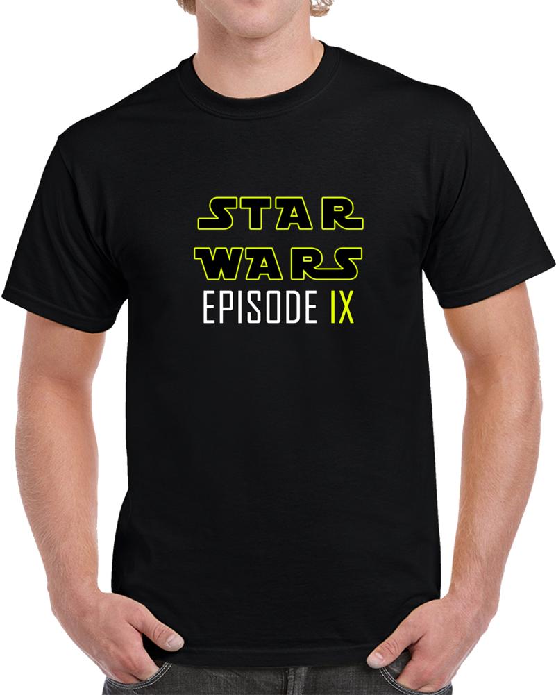 Star Wars Episode Ix Movie 2k19 Starwars Epi 9 Victory Of The Force Top T Shirt