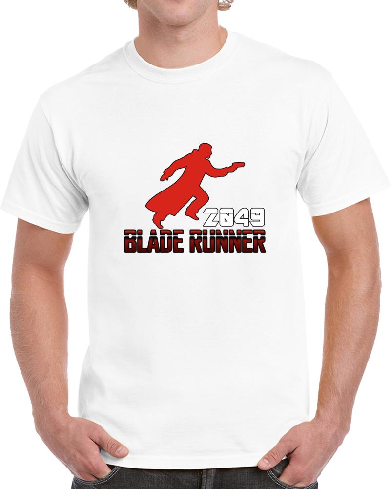 Blade Runner 2049 Movie 2k17 T Shirt Harrison Ford Ryan Gosling Officer K