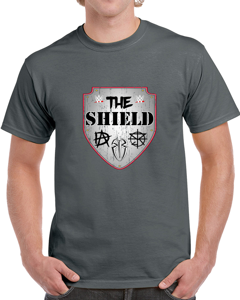 The Shield Reunite Roman Reigns Seth Rollins Dean Ambrose WWE RAW T Shirt