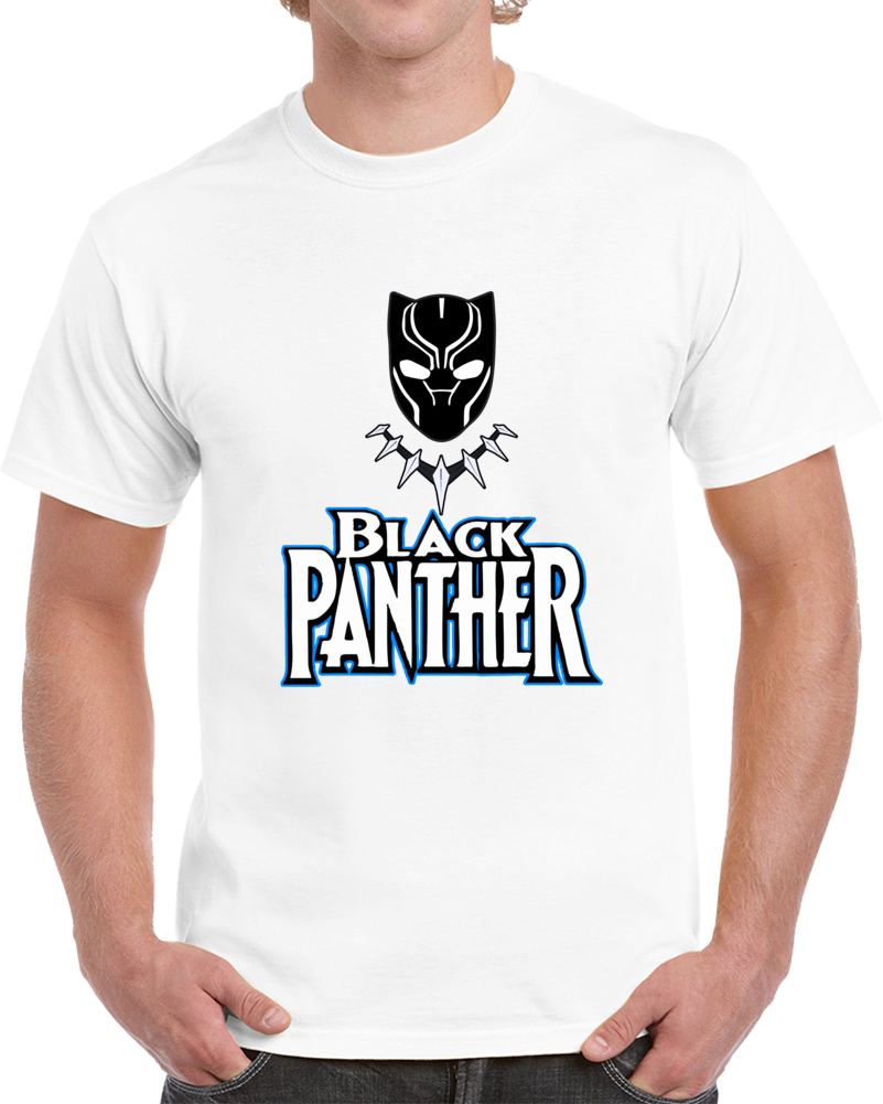Black Panther Movie 2k18 T Shirt Comic Superhero Black Leopard Storm