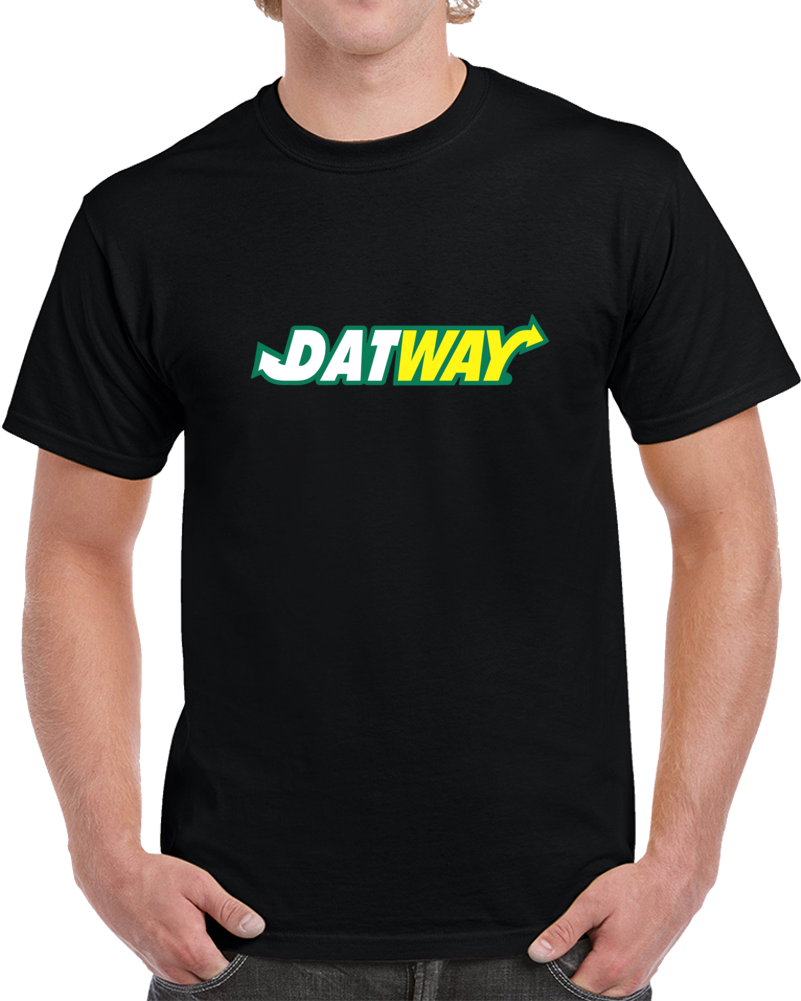 Datway Subway T-shirt Hip Hop Music Rap Band Slippery Bad And Boujee Tee