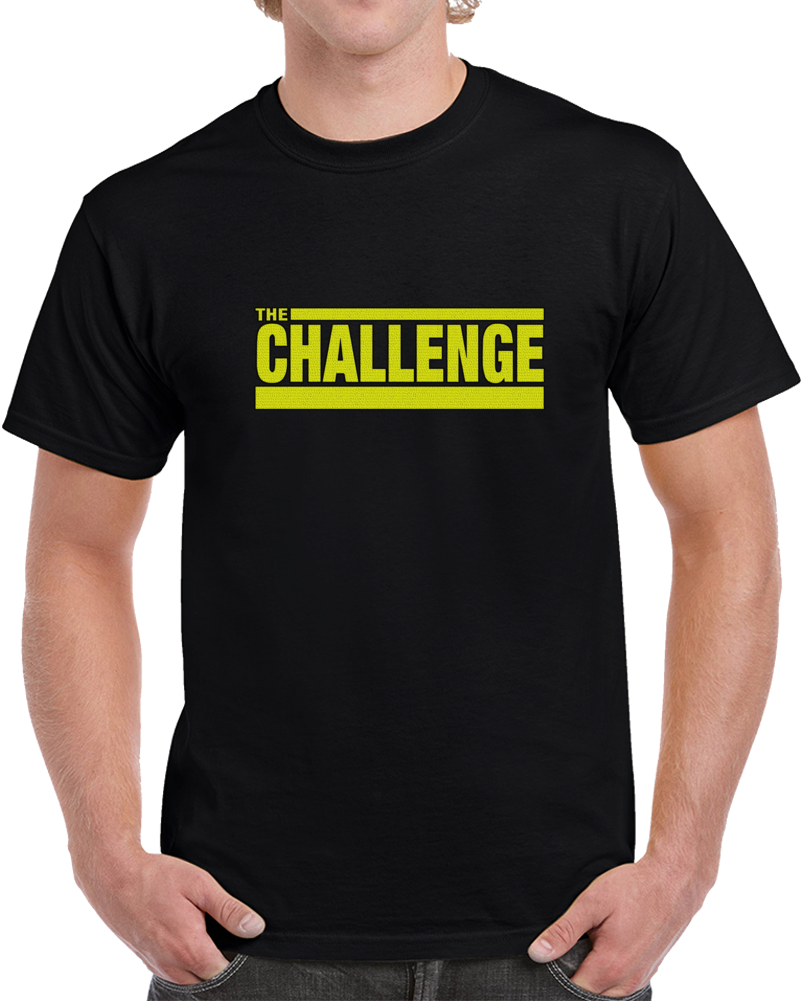 The Challenge MTV T Shirt XXX Season Dirty Thirty 30 Reality Show Tee