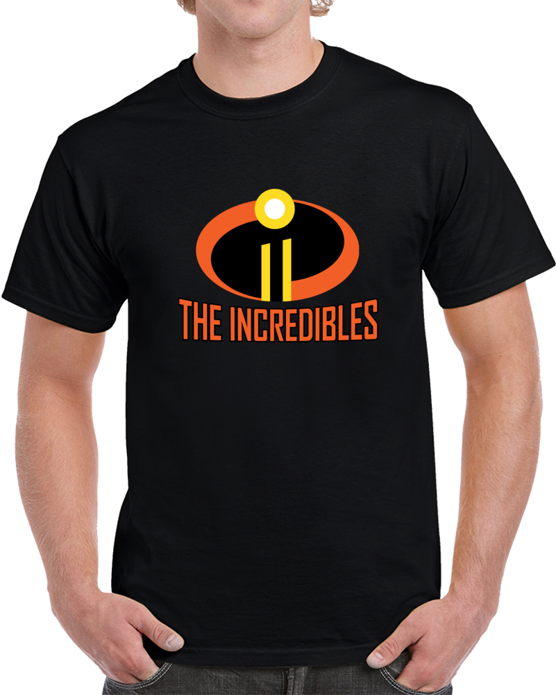 The Incredibles 2 2k18 Movie T Shirt Save The Day Super Cool Superheroes