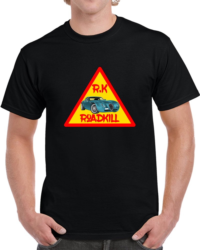 Roadkill T Shirt Speed Thrills But Kills Road Safety Quotes Tee Rk Top