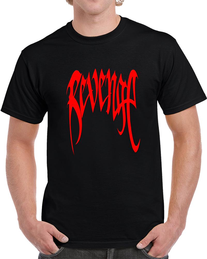 Xxxtentacion Revenge Kill T Shirt Xxl Freshman Cypher Carry On Save Me